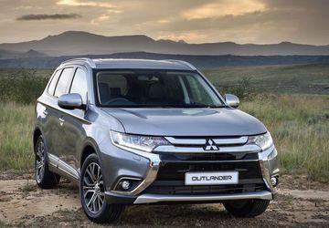 Mitsubishi Outlander bản lắp ráp giá từ 808 triệu đồng