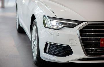 Danh gia so bo xe Audi A6 2021