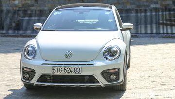 Danh gia so bo xe Volkswagen Beetle Dune 2019