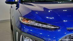 Dải đèn LED ban ngày DRL trên Hyundai Kona 2021