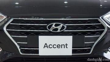 Lưới tản nhiệt Hyundai Accent 1.4MT 2018