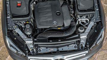 Danh gia so bo xe Mercedes GLC 2020
